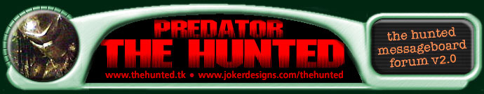 Predator - The Hunted