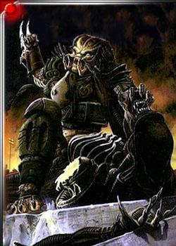 Predator - The Hunted: Yautja